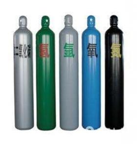 内蒙气体瓶的分类